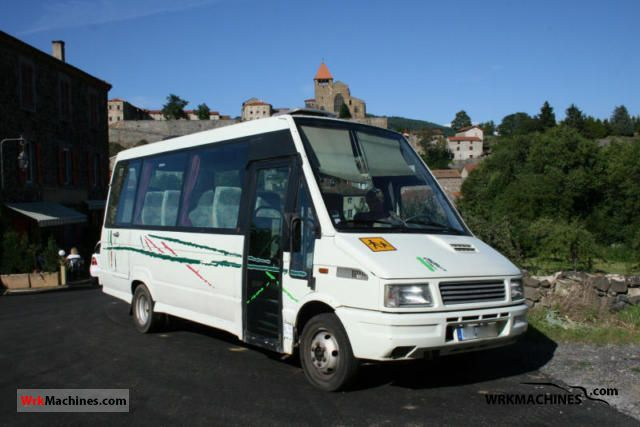 1995 IVECO Daily I 45-12 Coach Clubbus photo