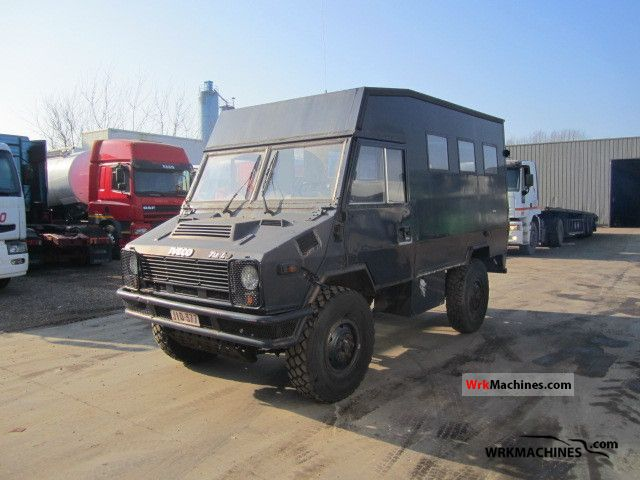 1990 IVECO Daily I 40-10 Truck over 7.5t Other trucks over 7,5t photo
