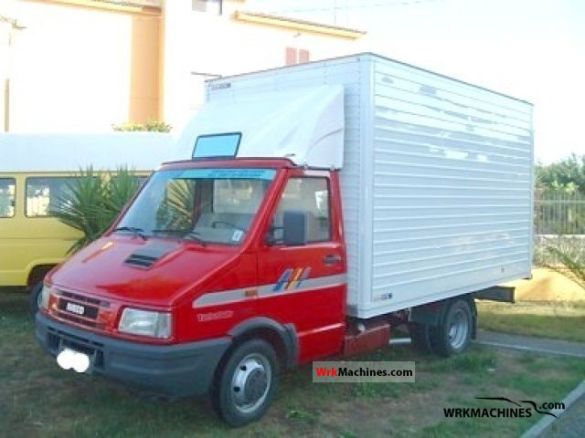 1993 IVECO Daily I 49-10 Van or truck up to 7.5t Other vans/trucks up to 7,5t photo