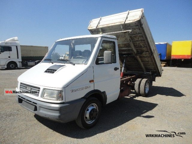 1990 IVECO Daily I 49-10 Van or truck up to 7.5t Tipper photo
