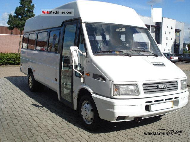 1997 IVECO Daily I 45-12 Coach Coaches photo