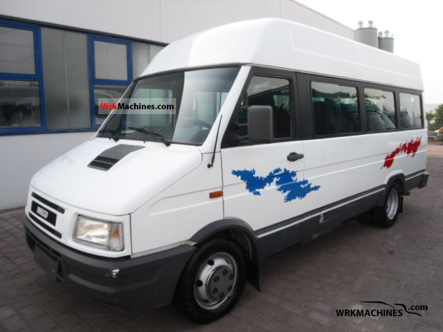2000 IVECO Daily I 40-10 Coach Clubbus photo
