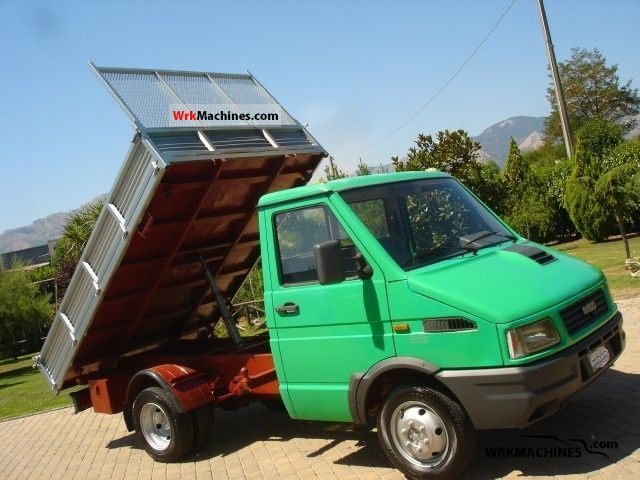 1989 IVECO Daily I 35-8 Van or truck up to 7.5t Other vans/trucks up to 7,5t photo