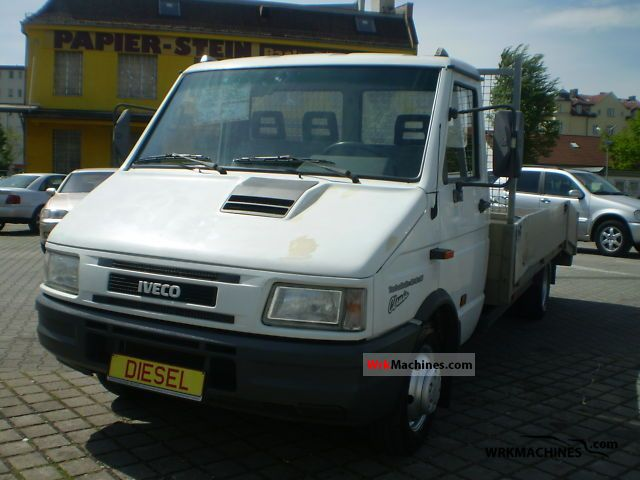 1998 IVECO Daily I 40-10 Van or truck up to 7.5t Breakdown truck photo