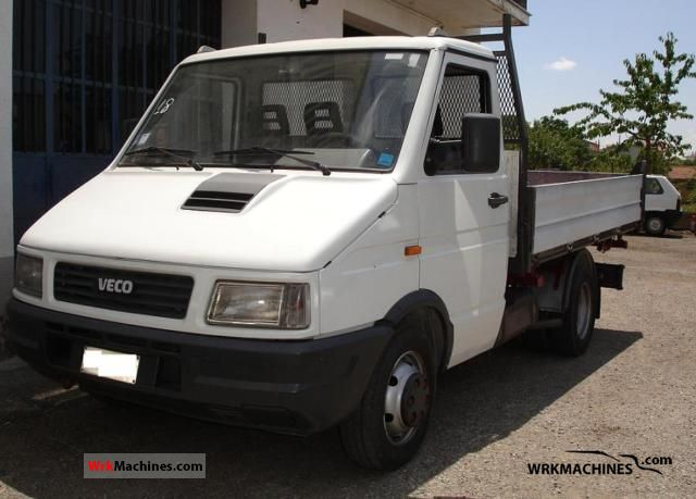 1993 IVECO Daily I 35-8 Van or truck up to 7.5t Other vans/trucks up to 7,5t photo