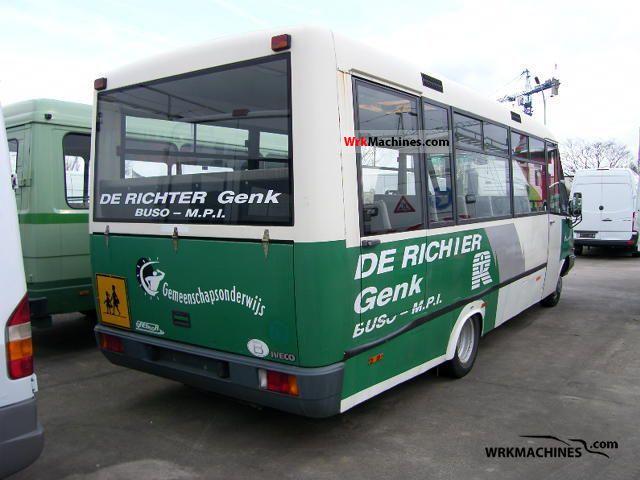 1994 IVECO Daily I 59-12 Coach Clubbus photo