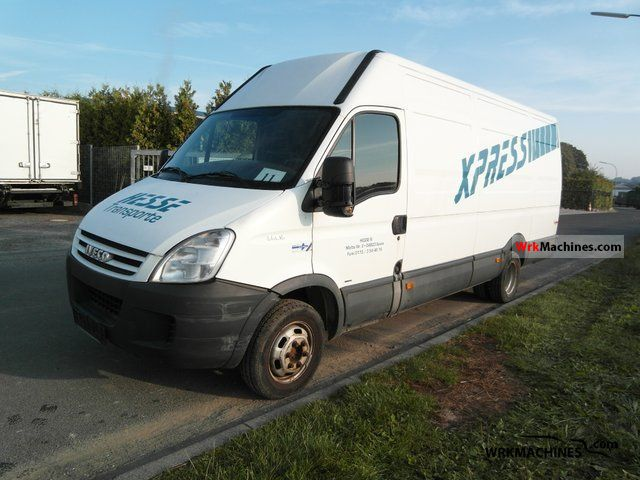 2006 IVECO Daily II 35 C 15 V Van or truck up to 7.5t Box-type delivery van - high and long photo