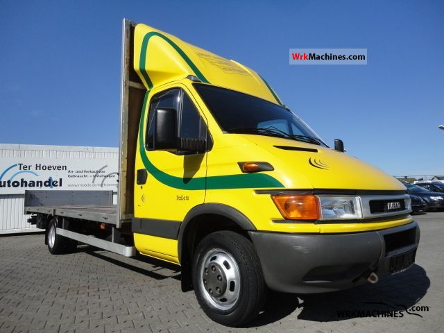 iveco daily iii 35c15 2002 stake body photos and info. Black Bedroom Furniture Sets. Home Design Ideas
