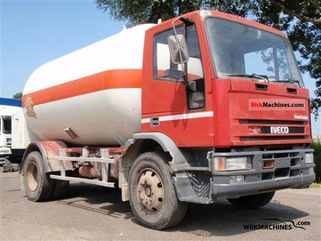 1992 IVECO EuroCargo 150 E 18 Truck over 7.5t Tank truck photo