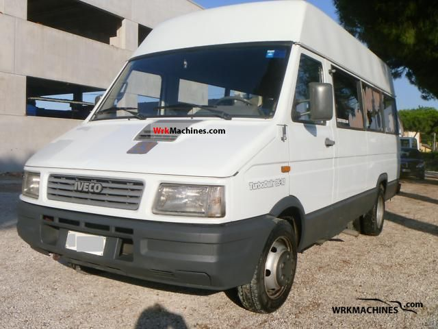 1994 IVECO Daily I 35-10 Coach Clubbus photo