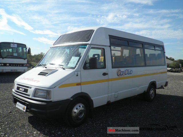1997 IVECO Daily I 45-12 Coach Clubbus photo