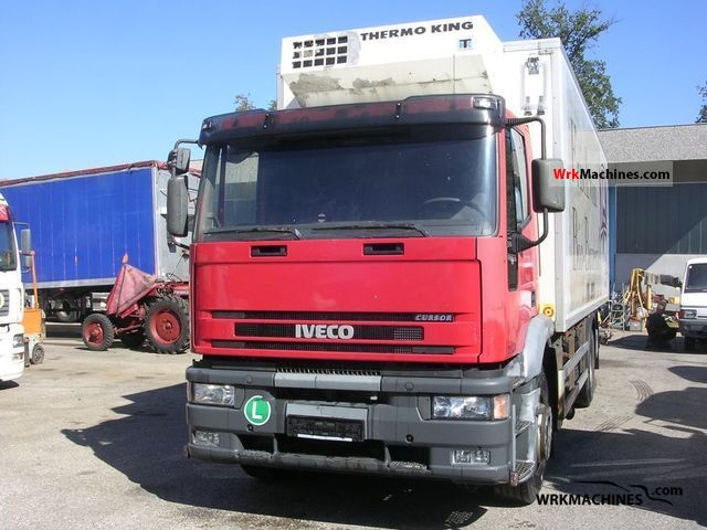 2000 IVECO EuroTech MH 260 E 31 Truck over 7.5t Refrigerator body photo