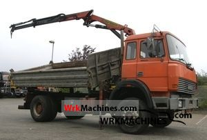 1991 IVECO P/PA 180-25 AHW Truck over 7.5t Tipper photo