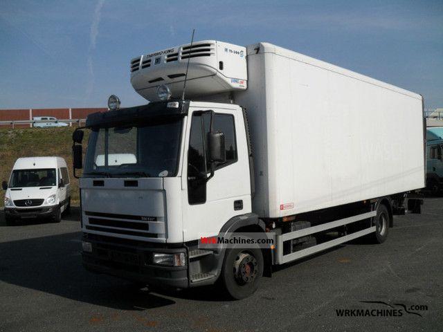 2002 IVECO EuroCargo 120 E 18 tector Truck over 7.5t Refrigerator body photo