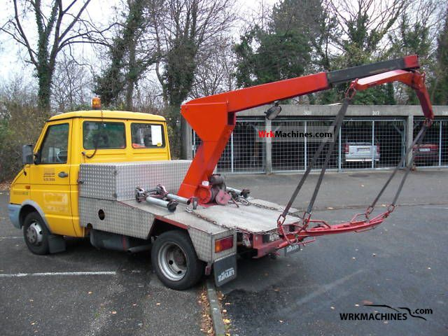 1995 IVECO Daily I 35-10 Van or truck up to 7.5t Breakdown truck photo