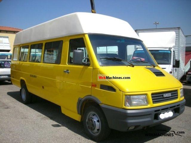 1992 IVECO Daily I 45-10 Coach Clubbus photo