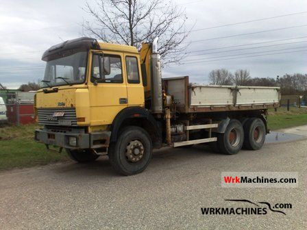 1992 IVECO P/PA 260-34 Truck over 7.5t Tipper photo