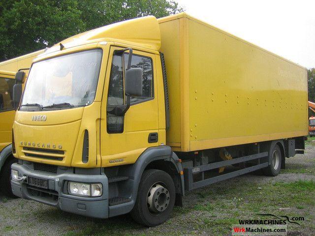 2005 IVECO EuroCargo 120 E 28 Truck over 7.5t Box photo