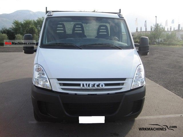 2008 IVECO Daily II 29L10 Van or truck up to 7.5t Other vans/trucks up to 7,5t photo