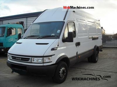 2006 IVECO Daily II 65 C 15 Van or truck up to 7.5t Box photo