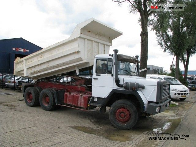 1988 IVECO P/PA 330-30 Truck over 7.5t Tipper photo