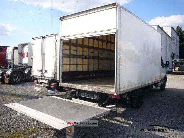 iveco daily iii 35c15 2007 box photos and info. Black Bedroom Furniture Sets. Home Design Ideas