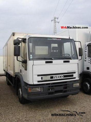 2002 IVECO EuroCargo 130 E 18 Truck over 7.5t Box photo