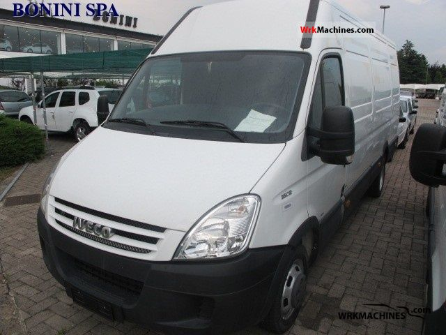 2008 IVECO Daily III 35C12V Van or truck up to 7.5t Other vans/trucks up to 7,5t photo