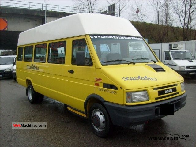 1994 IVECO Daily I 45-10 Coach Clubbus photo