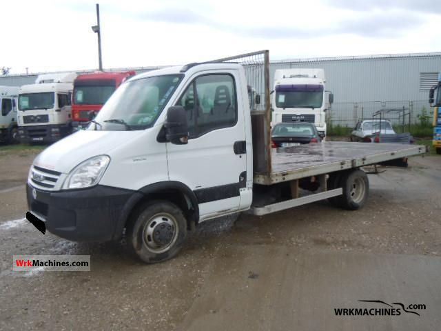 2008 IVECO Daily III 35C10 Van or truck up to 7.5t Stake body photo
