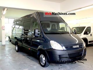 2008 IVECO Daily III 35C12V Van or truck up to 7.5t Box-type delivery van - long photo