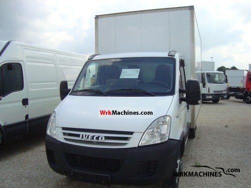 2007 IVECO Daily II 35 C 15 Van or truck up to 7.5t Box photo