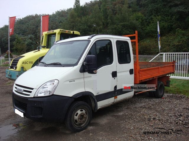 2007 IVECO Daily II 35 C 12 Van or truck up to 7.5t Tipper photo