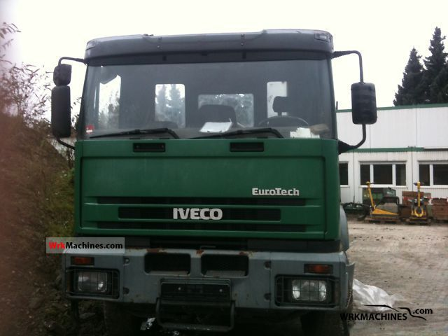1998 IVECO EuroTech MH 190 E 24 Truck over 7.5t Tipper photo