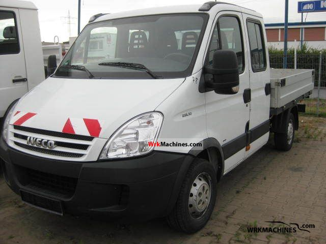 2007 IVECO Daily II 29 L 12 Van or truck up to 7.5t Stake body photo