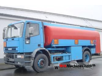 1996 IVECO EuroCargo 170 E 23 Truck over 7.5t Tank truck photo