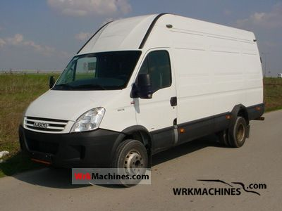 2007 IVECO Daily II 65 C 15 Van or truck up to 7.5t Box photo