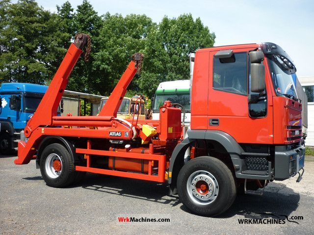 2000 IVECO EuroTech MP 190 E 34 Truck over 7.5t Dumper truck photo