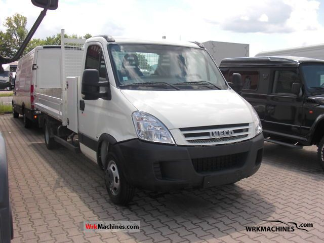 2008 IVECO Daily II 35 C 12 Van or truck up to 7.5t Tipper photo