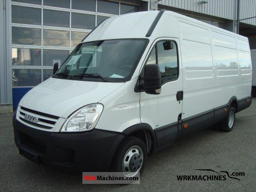 2009 IVECO Daily III 35C12 K Van or truck up to 7.5t Box-type delivery van - high and long photo