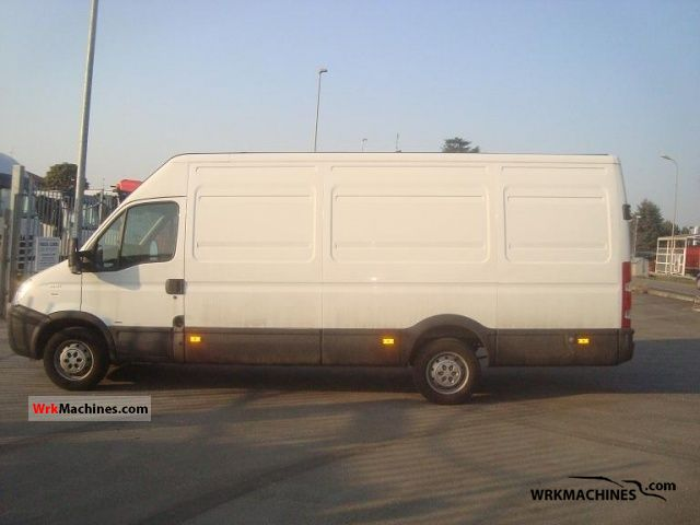 2008 IVECO Daily III 35S14 Van or truck up to 7.5t Other vans/trucks up to 7,5t photo