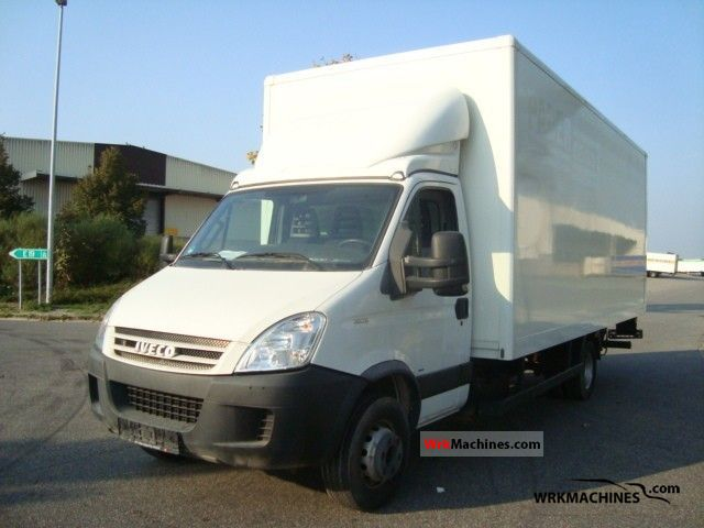 2007 IVECO Daily III 65C18 Van or truck up to 7.5t Box photo