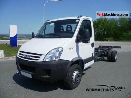 2007 IVECO Daily II 65 C 15 Van or truck up to 7.5t Chassis photo