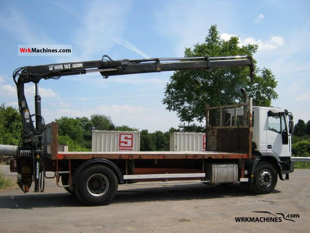 2000 IVECO EuroTech MH 190 E 24 Truck over 7.5t Stake body photo