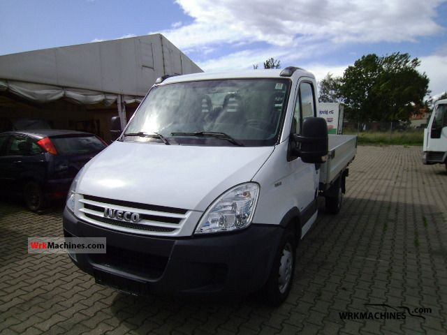 2009 IVECO Daily III 29L12 /P Van or truck up to 7.5t Stake body photo