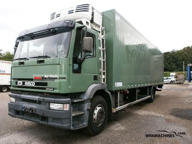 2003 IVECO EuroTech MH MH 190 E 27 Truck over 7.5t Refrigerator body photo