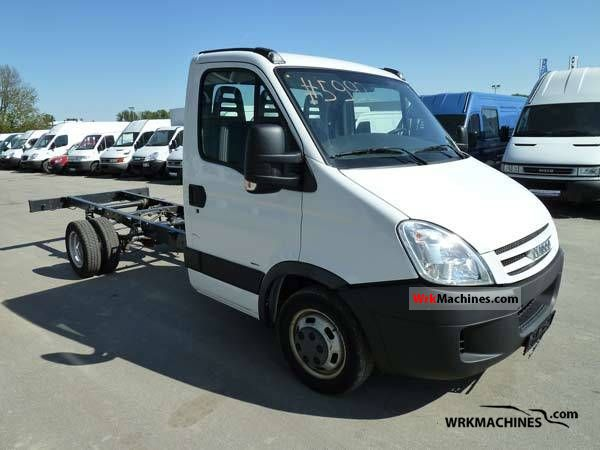 2008 IVECO Daily III 35C15 Truck over 7.5t Chassis photo