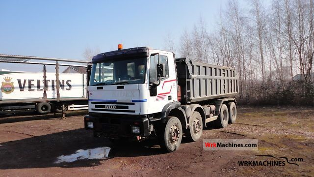 1998 IVECO EuroTrakker 340 E 42 Truck over 7.5t Tipper photo