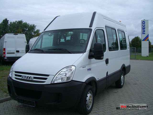 2007 IVECO Daily III 29L14 Van or truck up to 7.5t Estate - minibus up to 9 seats photo