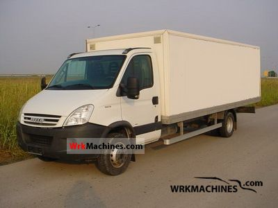 2008 IVECO Daily II 65 C 15 Van or truck up to 7.5t Box-type delivery van photo